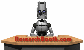 Research Booth Logo